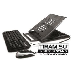 Hamlet Kit tastiera e mouse Tiramisu kit - set mouse e tastiera xtms100km