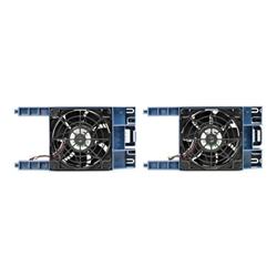 Hewlett Packard Enterprise Hpe pci fan and baffle kit - kit ventole ridondante 820290-b21