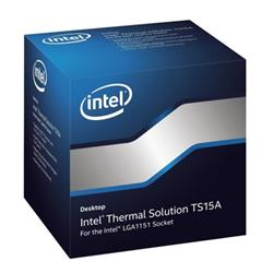 Intel Ventola Thermal solution - sistema di raffreddamento processore bxts15a