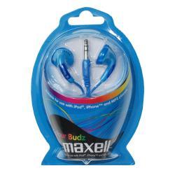 Maxell Auricolari Colour Budz Blue