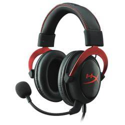 HyperX Cuffie Gaming Cloud II Pro Gaming Red