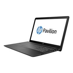 HP Notebook Pavilion power 15-cb028nl - 15.6'' - core i7 7700hq - 8 gb ram 3fw52ea#abz