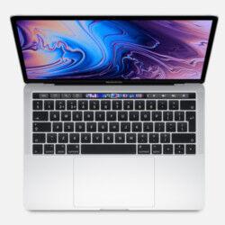 Apple Notebook MacBook Pro con Touch Bar 13,3'' Core i5 RAM 8GB SSD 256GB Silver