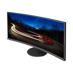 Nec Monitor LED Multisync ex341r - monitor a led - curvato - 34'' 60004231