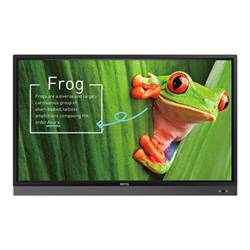 BenQ Monitor LED Rm7501k 75'' display led 9h.f4atk.de1