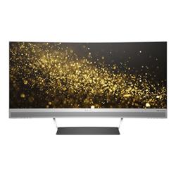 HP Monitor LED Envy 34 - monitor a led - curvato - 34'' w3t65aa#abb