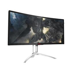 AOC Monitor Gaming 35'' CURVED AGON FREE-SYNC 200HZ