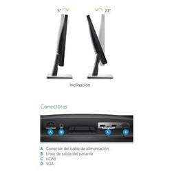 Dell Monitor LED Monitor a led - full hd (1080p) - 24'' se2417hg
