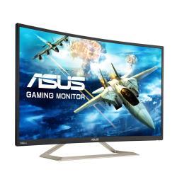 Asus Monitor LED Va326h - monitor a led - curvato - full hd (1080p) - 31.5'' 90lm02z1-b01170