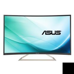 Asus Monitor LED Va326n-w - monitor a led - curvato - full hd (1080p) - 31.5'' 90lm02zd-b01160