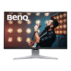 BenQ Monitor LED Ex3203r - monitor a led - curvato - 31.5'' 9h.lgwla.tse