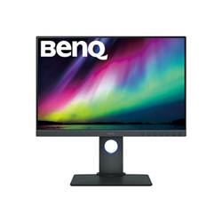 BenQ Monitor LED Photovue sw240 - sw series - monitor a led - 24.1'' 9h.lh2lb.qbe