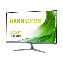 Hannspree Monitor LED Hs series - monitor a led - full hd (1080p) - 27'' hs275hfb