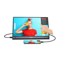 Asus Monitor LED Zenscreen touch mb16amt - monitor lcd - full hd (1080p) - 15.6'' 90lm04s0-b01170