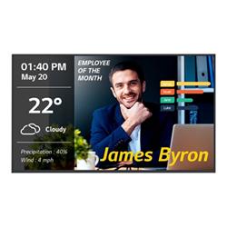 LG Monitor LFD 43um3df-b um3df series - 43'' display led - 4k 43um3df-b.aeu