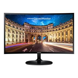 Samsung Monitor Gaming LC27F390FHUXEN 27'' Full HD VA Nero Curvo
