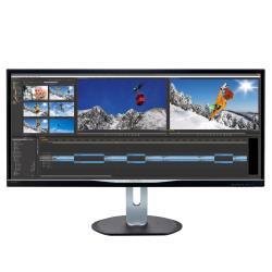 Philips Monitor LED Bdm3470up - monitor a led - 34'' bdm3470up/00