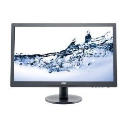 AOC Monitor LED Value - monitor a led - full hd (1080p) - 24'' e2460sh