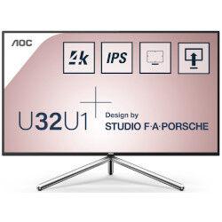 AOC Monitor LED U32U1 31,5'' 3840x2160 Pixel IPS