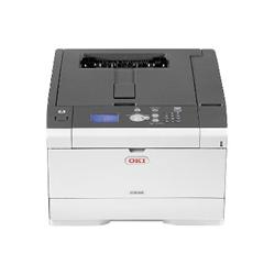 Oki Stampante laser C532dn - stampante - colore - led 46356102
