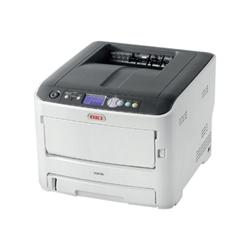 Oki Stampante laser C612dn - stampante - colore - led 46551002