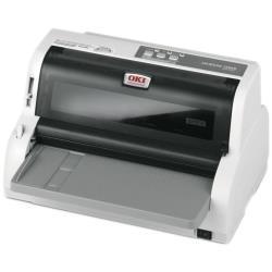 Oki Stampante Microline 5100fb - stampante - in bianco e nero - matrice a punti 43718217
