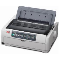 Oki Stampante Microline 5790eco - stampante - in bianco e nero - matrice a punti 44210105