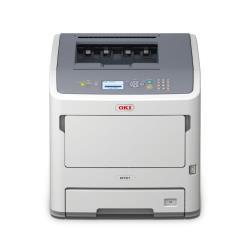 Oki Stampante laser B721dn - stampante - in bianco e nero - led 45487002
