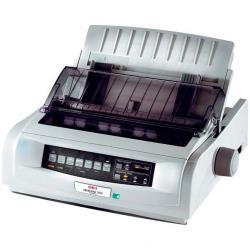 Oki Stampante Microline 5520eco - stampante - b/n - matrice a punti 01308601