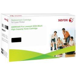 Xerox Toner Nero - cartuccia toner (alternativa per: lexmark 52d2h00) 006r03393