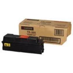 KYOCERA Toner Tk 320 - nero - originale - cartuccia toner 1t02f90euc