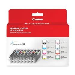 Canon Serbatoio Cli-42 bk/gy/lg/c/m/y/pc/pm multipack - confezione da 8 6384b010