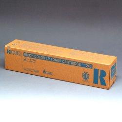 Ricoh Toner Type 245 (ly) - ciano - originale - cartuccia toner 888283