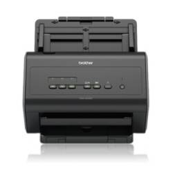 Brother Scanner Scanner documenti - desktop - usb 2.0, gigabit lan, usb 2.0 (host) ads-2400n