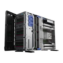 Hewlett Packard Enterprise Server Hpe proliant ml350 gen10 sub-entry - tower - xeon bronze 3104 1.7 ghz 877619-421