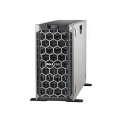Dell Server Poweredge t640 - tower - xeon silver 4110 2.1 ghz - 16 gb - 240 gb kvnc7