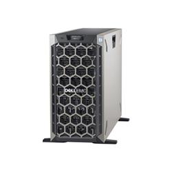 Dell Technologies Server Dell emc poweredge t640 - tower - xeon bronze 3106 1.7 ghz - 16 gb 2p8jm
