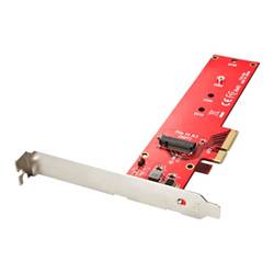 Lindy SSD Storage controller - m.2 card - pcie 3.0 x4 51132