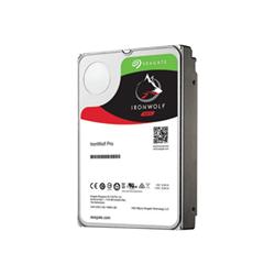 Seagate Hard disk interno Ironwolf pro - hdd - 14 tb - sata 6gb/s st14000ne0008