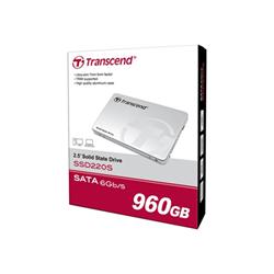 Transcend SSD Ssd220s - ssd - 960 gb - sata 6gb/s ts960gssd220s