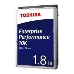 Toshiba Hard disk interno Enterprise performance hdd - hdd - 1.8 tb - sas 12gb/s al14seb18eq