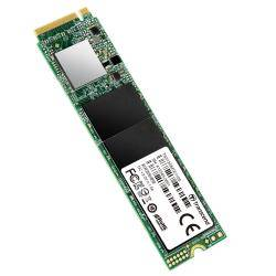 Transcend SSD 110s - ssd - 256 gb - pci express 3.0 x4 (nvme) ts256gmte110s