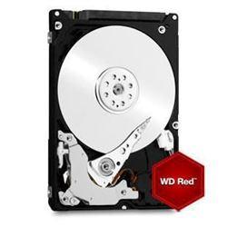 WESTERN DIGITAL Hard disk interno Wd red nas hard drive - hdd - 6 tb - sata 6gb/s wd60efax
