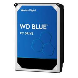 Western Digital Hard disk interno Wd blue - hdd - 6 tb - sata 6gb/s wd60ezaz