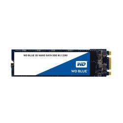 Western Digital SSD Wd blue 3d nand sata ssd - ssd - 500 gb - sata 6gb/s wds500g2b0b