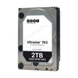 Western Digital Hard disk interno Wd ultrastar dc ha210 hus722t2tala604 - hdd - 2 tb - sata 6gb/s 1w10002
