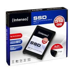 Intenso SSD Top performance - ssd - 512 gb - sata 6gb/s 3812450