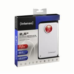 Intenso Hard disk esterno Memory case - hdd - 1 tb - usb 3.0 6021561