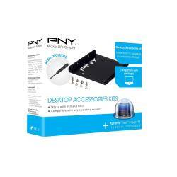 PNY Box hard disk esterno Desktop accessories kit p-72002535-m-kit