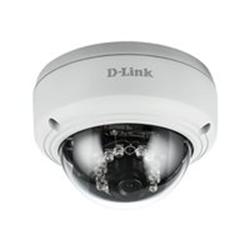 D-Link Telecamera per videosorveglianza Vigilance full hd outdoor vandal-proof poe dome camera dcs-4602ev